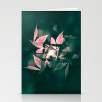 Arranged to Fall Stationery Cards by Cayton Cox