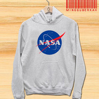 NASA  Pullover hoodies Sweatshirts for Men's and woman Unisex adult more size s-xxl at mingguberkah