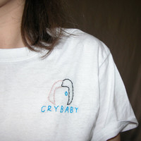 Melanie Martinez 'Crybaby' Embroidered Shirt