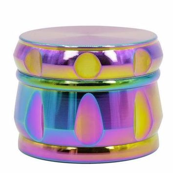 Diamond Grip Rainbow Bliss Drum Grinder