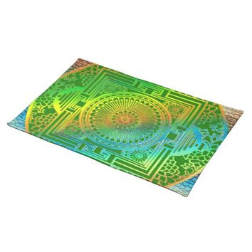 Abstract Design Placemat