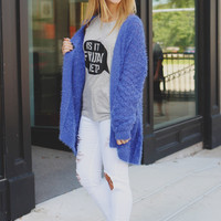 One Way Ticket Cardigan