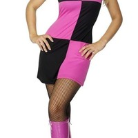 Swinging 60's Women's Budget Costume