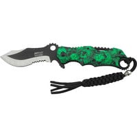 MTech USA MT-A808GN Assisted Opening Knife 4.75in Closed