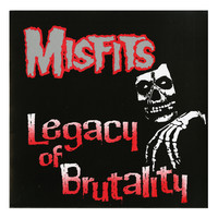 Misfits - Legacy Of Brutality Vinyl LP | Hot Topic