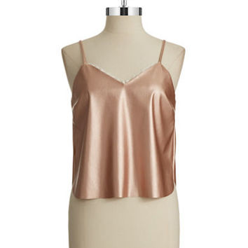 Love Ady Metallic Tank