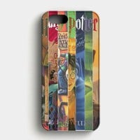 Harry Potter 422 Quidditch World Cup iPhone SE Case