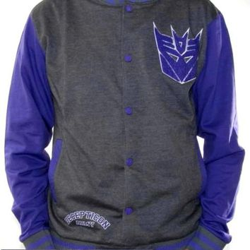 Transformers Varsity Jacket - Decepticon Army