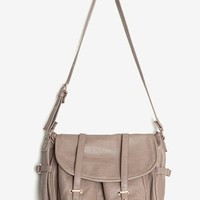 Harper Satchel - Gray in  Accessories at Nasty Gal