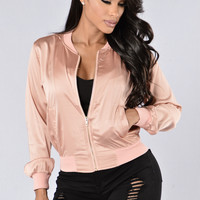 Eskimo Kiss Jacket - Pink
