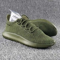Adidas Originals Tubular Shadow Fashion Casual Running Sport Shoes Sneakers Shoes Green G
