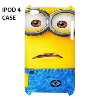 Despicable Me Minions iPod Touch 4G or IPod Touch 5 case cover