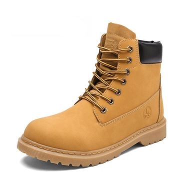 Classic Desert Lace Up Timber Boots