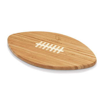 Arizona Cardinals - Touchdown! Football Cutting Board & Serving Tray