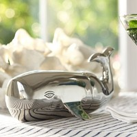 Whale Cocktail Shaker