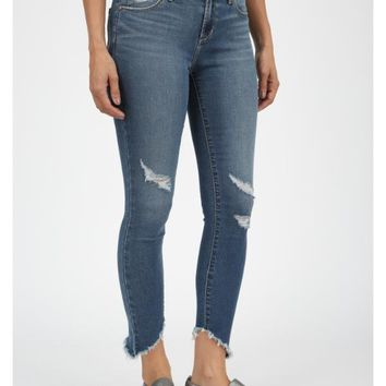 Articles of Society Sammy Crop Skinny Jeans