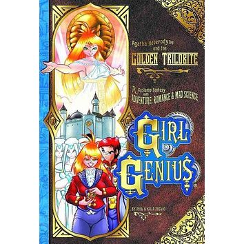 Girl Genius 6: Agatha Heterodyne and the Golden Trilobite (Girl Genius)