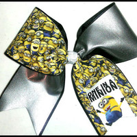 Custom Minion CHEER bow