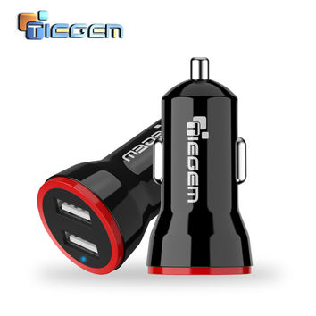 5V Universal Dual Usb Car Charger Adapter