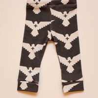The Skye Baby/Toddler Leggings - All Organic Cotton