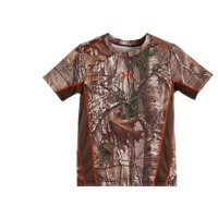 Under Armour Boys' Toddler UA Real Tree Snare T-Shirt