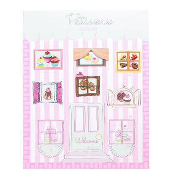 Patisserie Advent Calendar Makeup Set