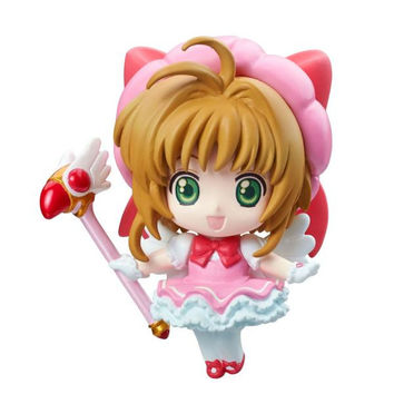 Cardcaptor Sakura Petit Chara! Mini PVC Figure (Single Piece / Random)