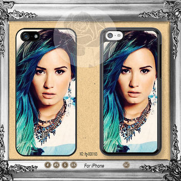 Disney Demi lovato iPhone 5s case, iPhone 5C Case iPhone 5 case, iPhone 4 Case iPhone case Phone case ifg-000163