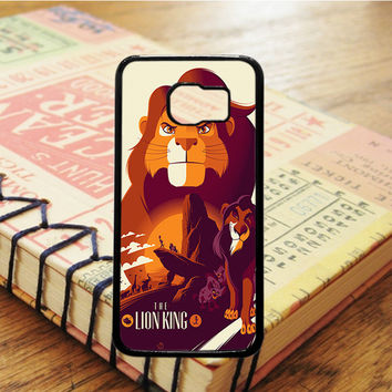 The Lion King Simba Samsung Galaxy S6 Case