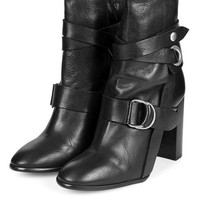 HOTTIE Strap Boots - Shoes