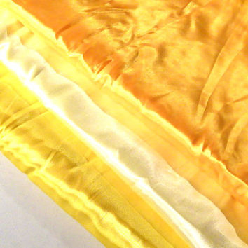 Beauty and the Beast Princess Belle Dress Fabric Bright Yellow Gold Ball Gown Satin Silk Half Shine Disney Costume Halloween Christmas Yard
