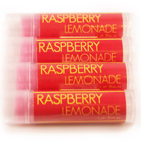 Raspberry Lemonade Lip Balm