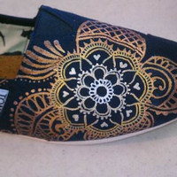 Custom Painted Toms