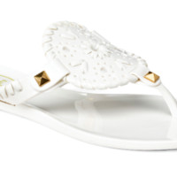 Jack Rogers Jr. Miss Georgica Jelly- White