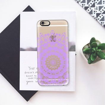 Bloom Lavender Violet iPhone iPhone 6s case by Heaven Seven | Casetify
