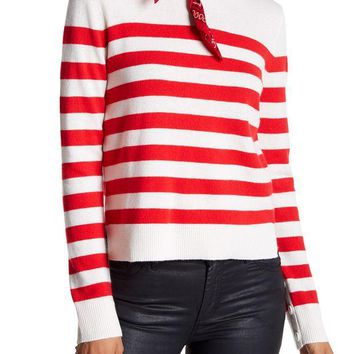 DCCKHB3 Rag & Bone | Lillian Cashmere Crew Neck Sweater