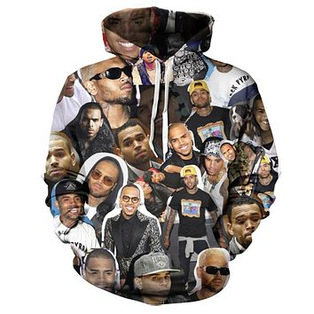 Chris Brown Paparazzi Hoodie