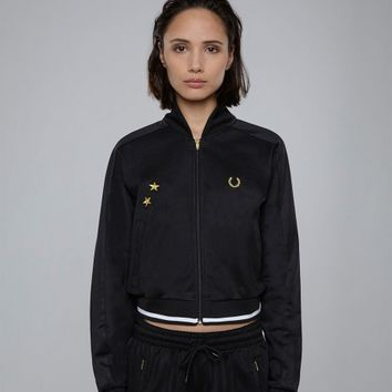 Fred Perry - Tricot Bomber Track Jacket