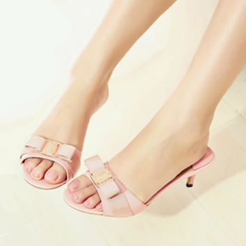 2016 new fashion elegant high heel sandal slipper for summer graduation ball party  = 4777227396