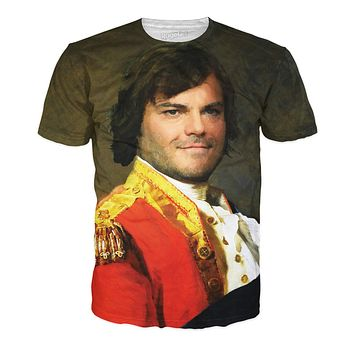 ROTS Sir Jack Black T-Shirt