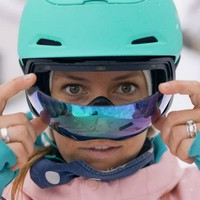 Giro contact interchangeable lens goggles