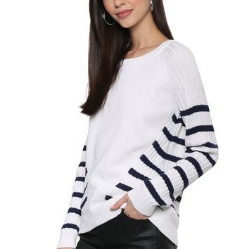 Sunday Stevens Nautical Sweater