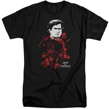 Army Of Darkness - Pile Of Baddies Short Sleeve Adult Tall