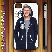 One Direction Niall Horan Apple iPhone 4/4S Hard Case