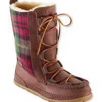 Women's Wicked Good Lodge Boots, Wool | Free Shipping at L.L.Bean.