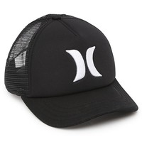 Hurley One And Only Trucker Hat - Womens Hat - Black - NOSZ