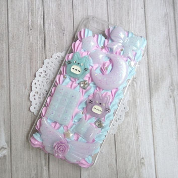 Ready to ship : Totoro decoden phone case for Iphone 6/6s PLUS (sale)