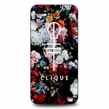 Twenty One Pilots Skeleton Clique 2 iPhone 5/5s/SE Case