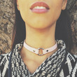 O-Ring Choker Necklace