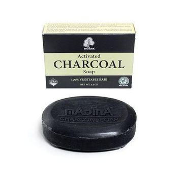 Activated Charcoal Soap - 3½ oz.